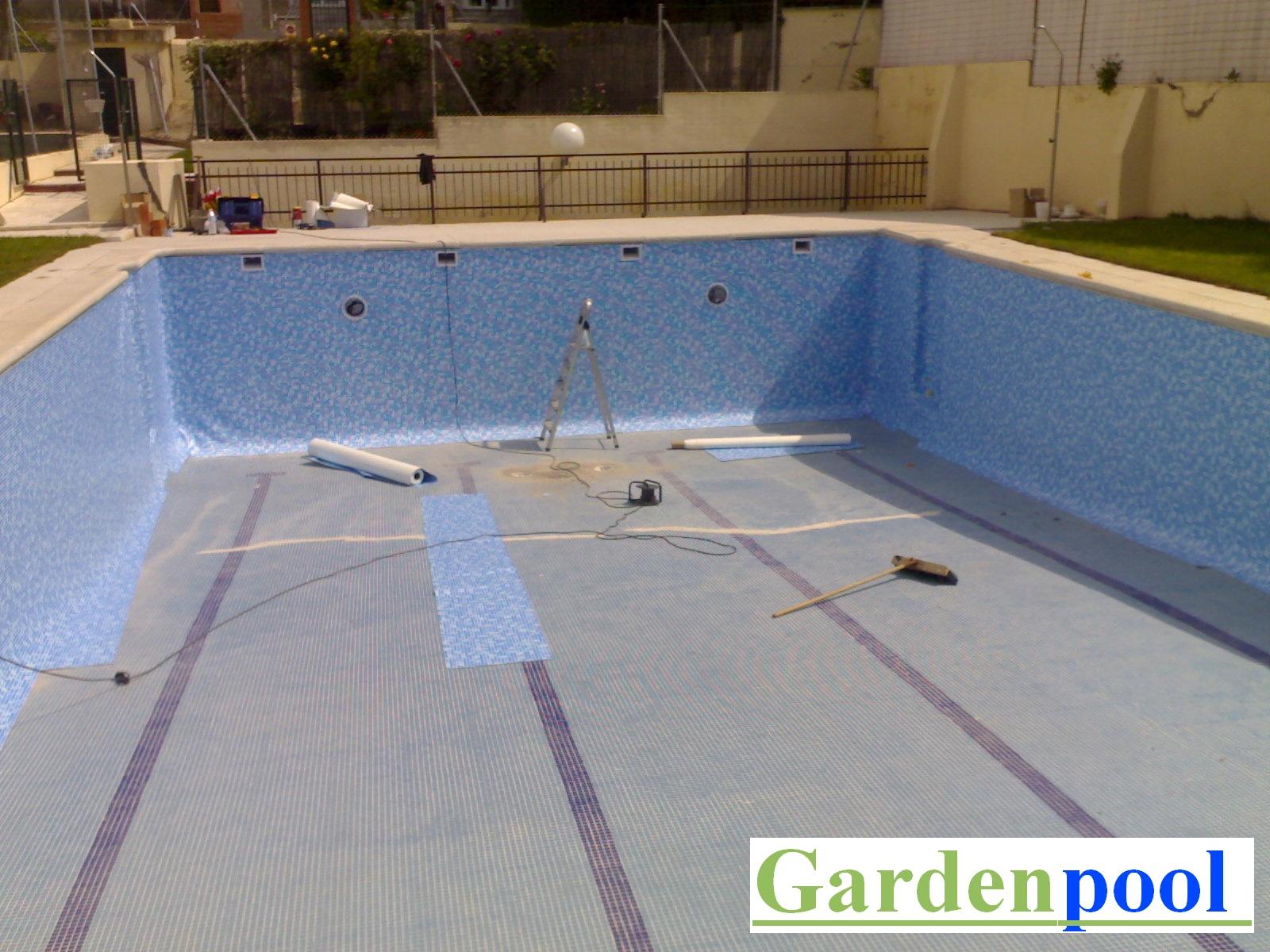 Empresa de rehabilitacion de piscinas madrid gardenpool - Piscina ajalvir ...
